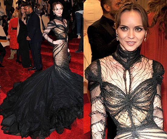 Christina Ricci in Zac Posen at the 2011 Met Gala