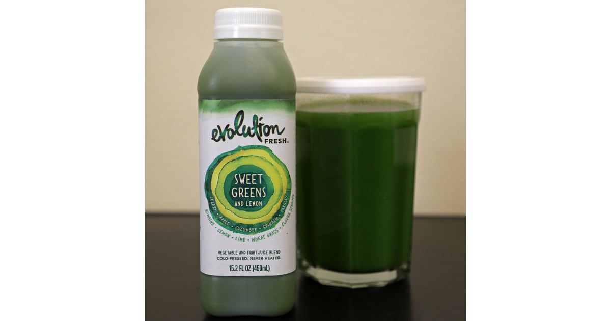 See How Evolution's Sweet Greens Juice Compares to a Homemade Version