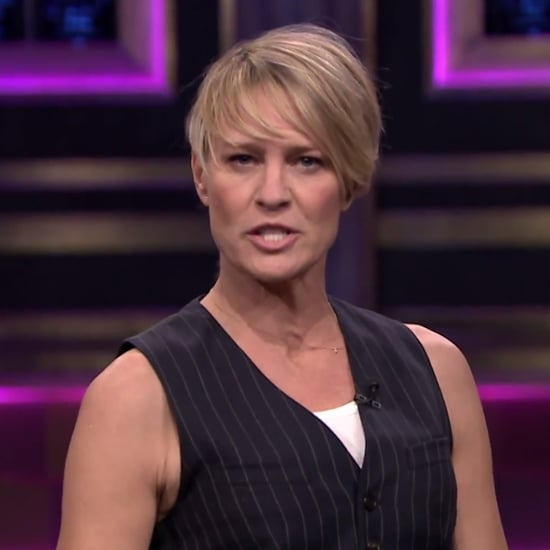 Robin Wright on Turn and Face the Music | Video