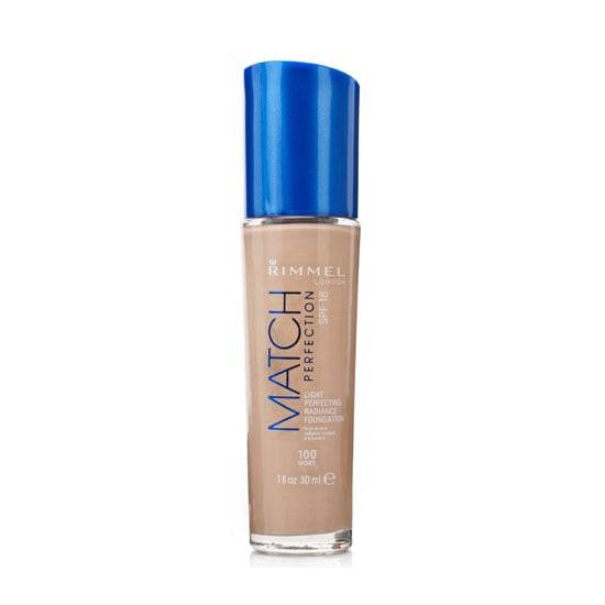 Rimmel London Match Perfection Foundation, $17.95