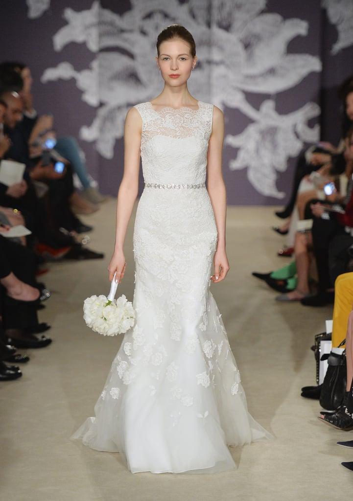 Carolina Herrera Bridal Spring 2015