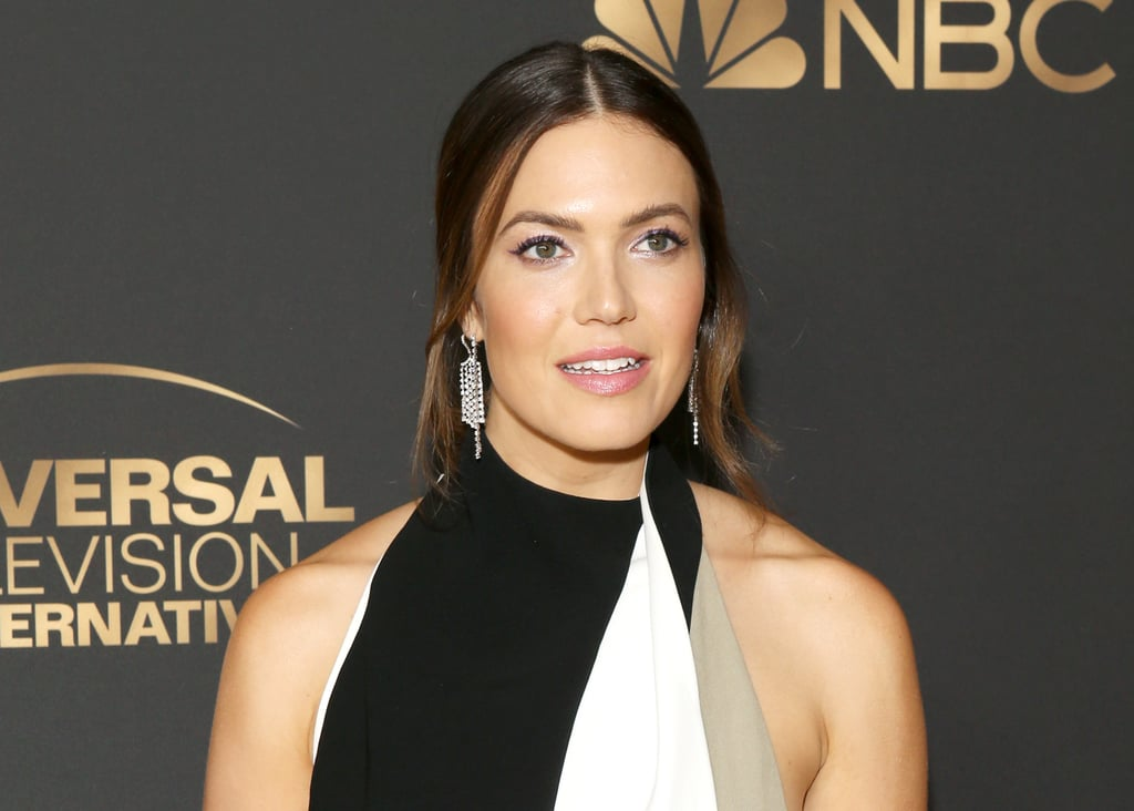 """We're Calling It Now: Mandy Moore's """"Autumn Glow"""" Hair Color Will Be Fall's Biggest Trend"""