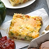 Healthy Denver Omelet Egg Bake