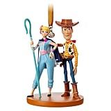 Woody and Bo Peep Sketchbook Ornament
