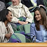 She's Been Invited Into the Royal Box at Wimbledon