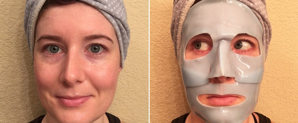 "My Husband Will Just Have to Deal With This ""F*cking Terrifying"" Mask, Because It Works"