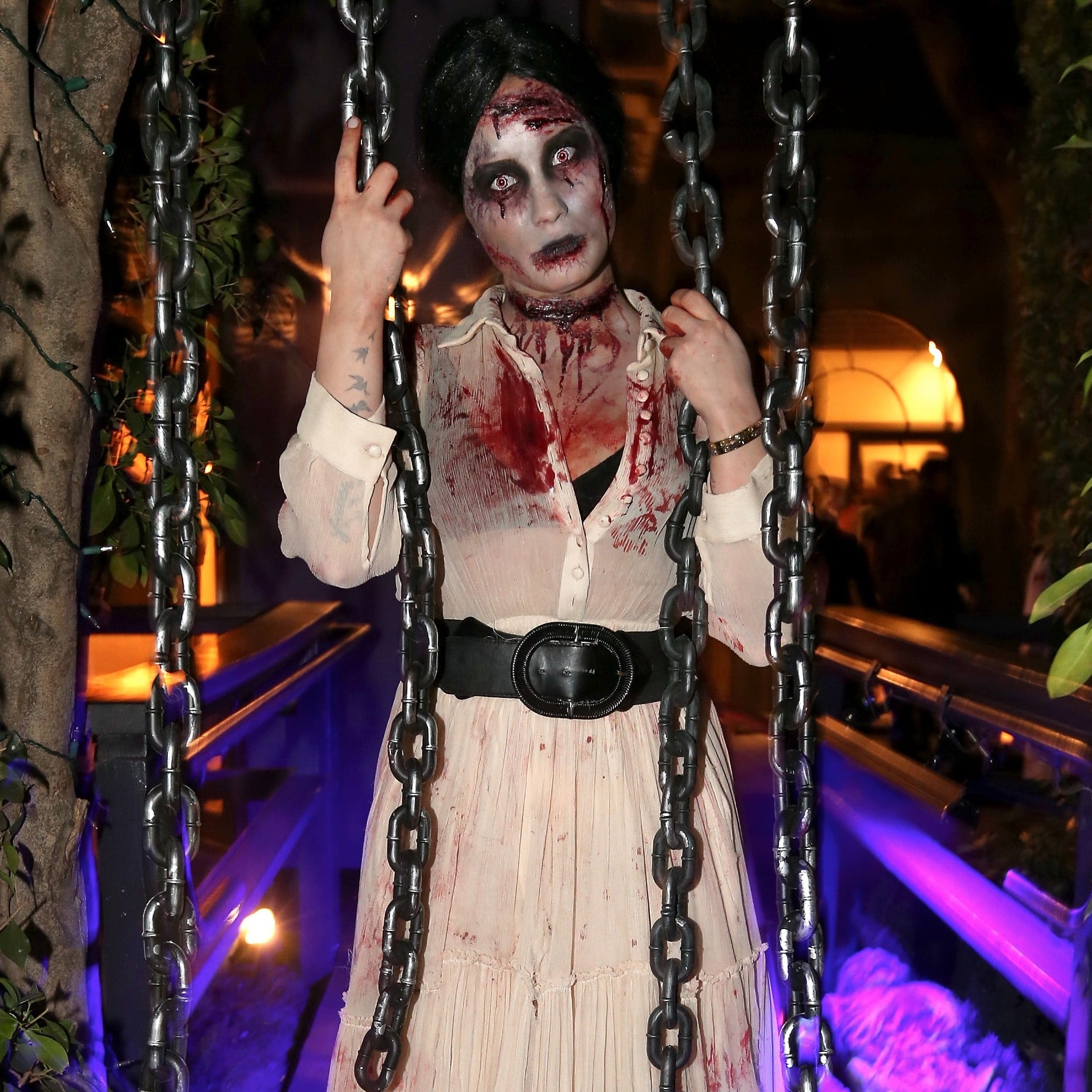 The Best Scary Halloween Costumes.Scariest Celebrity Halloween Costumes Popsugar Celebrity