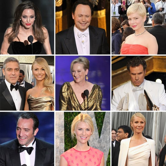 Oscars 2012: See All the Best Pictures and Highlights, From the Red Carpet to Show to Afterparties!