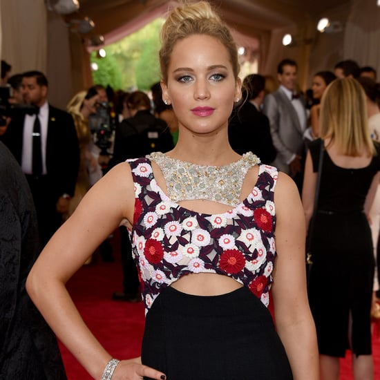 Jennifer Lawrence Pictures at 2015 Met Gala