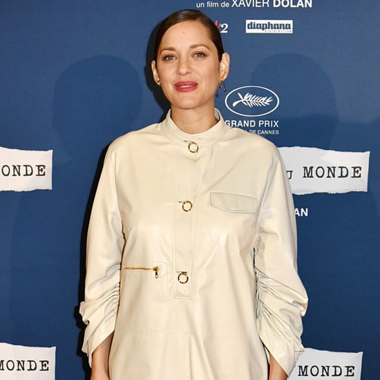 Marion Cotillard Talks About Brad Pitt and Angelina Jolie