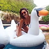 Memo: we totally need some cool pool floats next Summer.