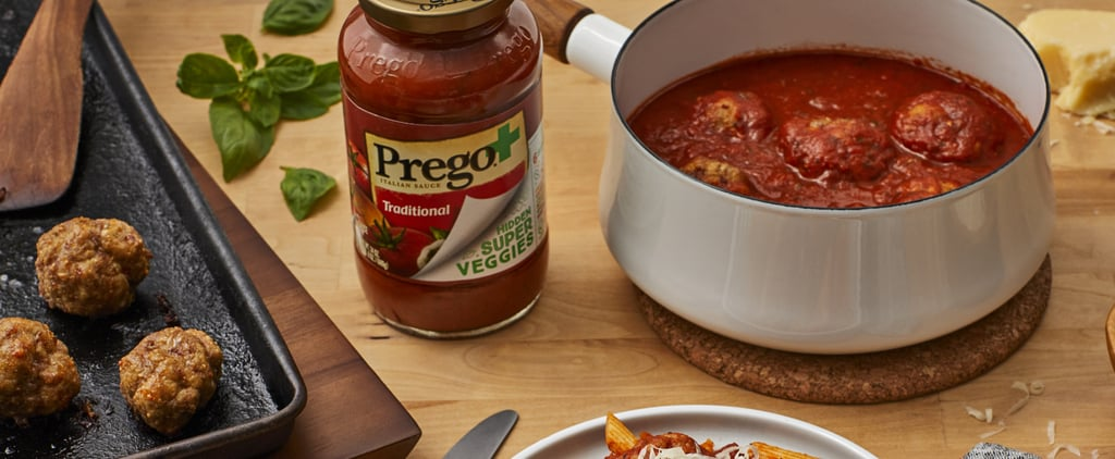 Prego's New Sauces With Hidden Vegetables and Plant Protein