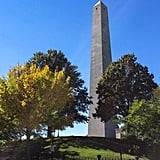 Visit the grounds of the first major battle of the American Revolutionary War.