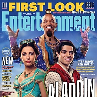 Aladdin Reboot Entertainment Weekly Photo 2018