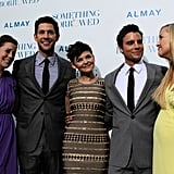 Kate Hudson and Ginnifer Goodwin Talk Something Borrowed, Marriage, and Love at Their LA Premiere