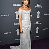 Kate Beckinsale hit the carpet at the Costume Designers Guild Awards.