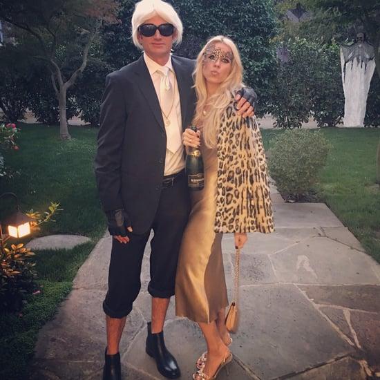 Homemade Halloween Couples Costumes