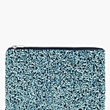 Boohoo Mermaid Sequin Clutch