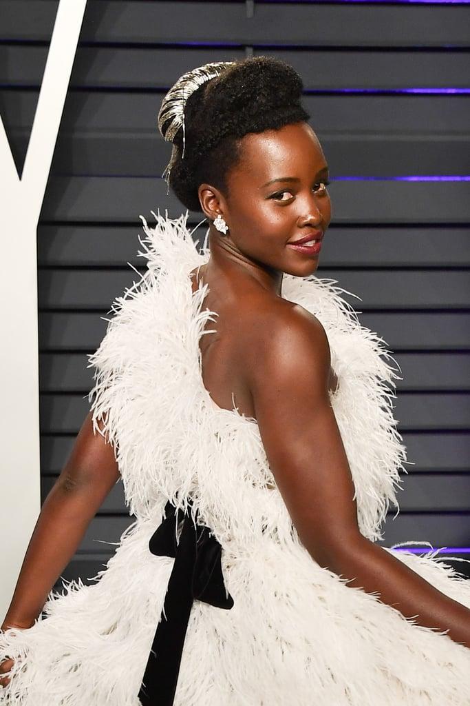 Lupita Nyong'o Best Beauty Looks