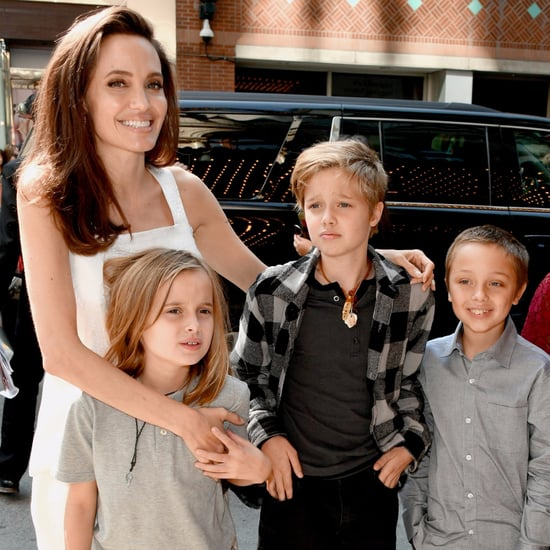 How Old Are Brad Pitt and Angelina Jolie's Kids?