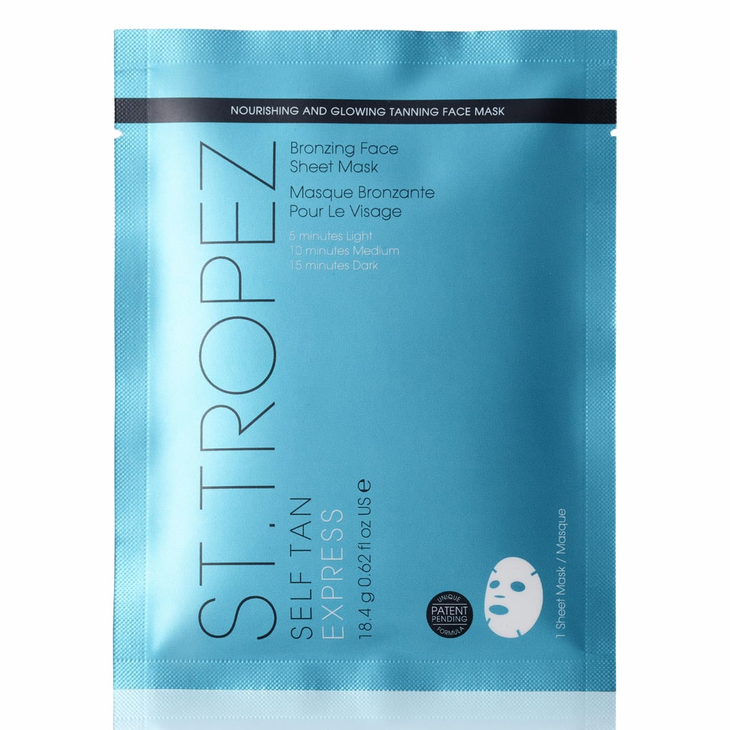 St. Tropez Self-Tanning Sheet Mask