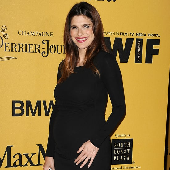 Lake Bell Gives Birth