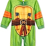 AME 1-Pc. Hooded Ninja Turtle Pajamas