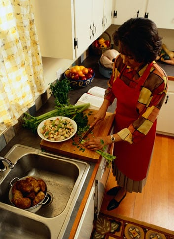 Thanksgiving Tip: What Are You Waiting For? Cook Now!