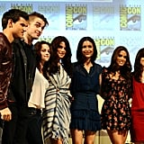 Breaking Dawn Part I Cast