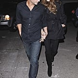 Kate Beckinsale and Len Wiseman had a double date together.