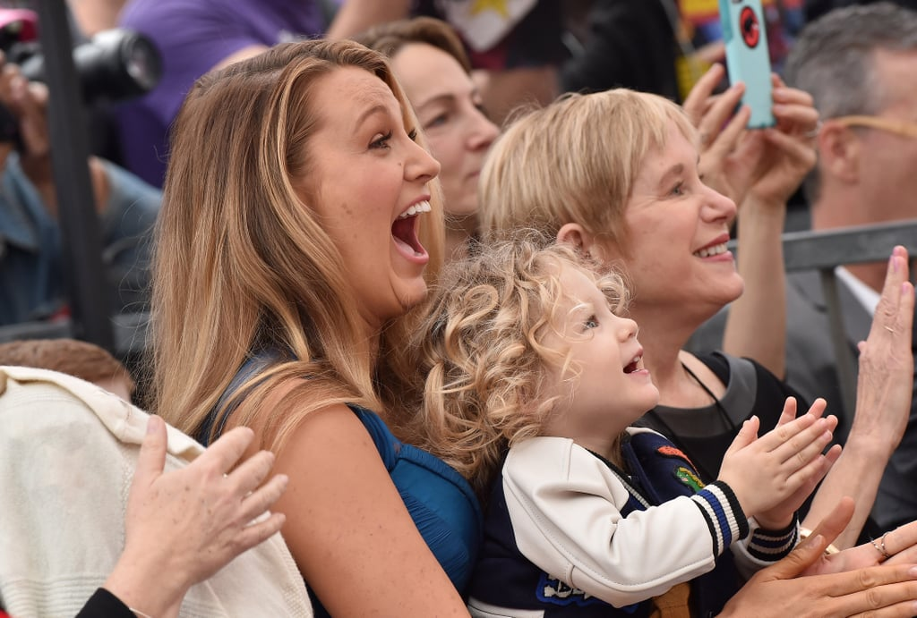 Blake Lively's Cutest Moments With Daughters Ines and ... Blake Lively And Ryan