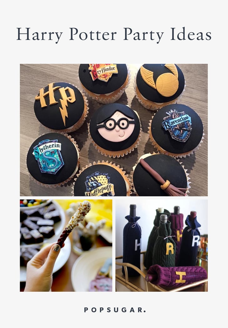 Ideas For Throwing a Harry Potter Party