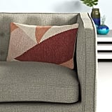 Rivet Modern Geometric Throw Pillow