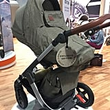 Stokke Trailz in Nordic Green