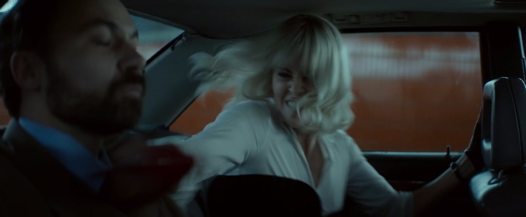 Atomic Blonde Car Scene