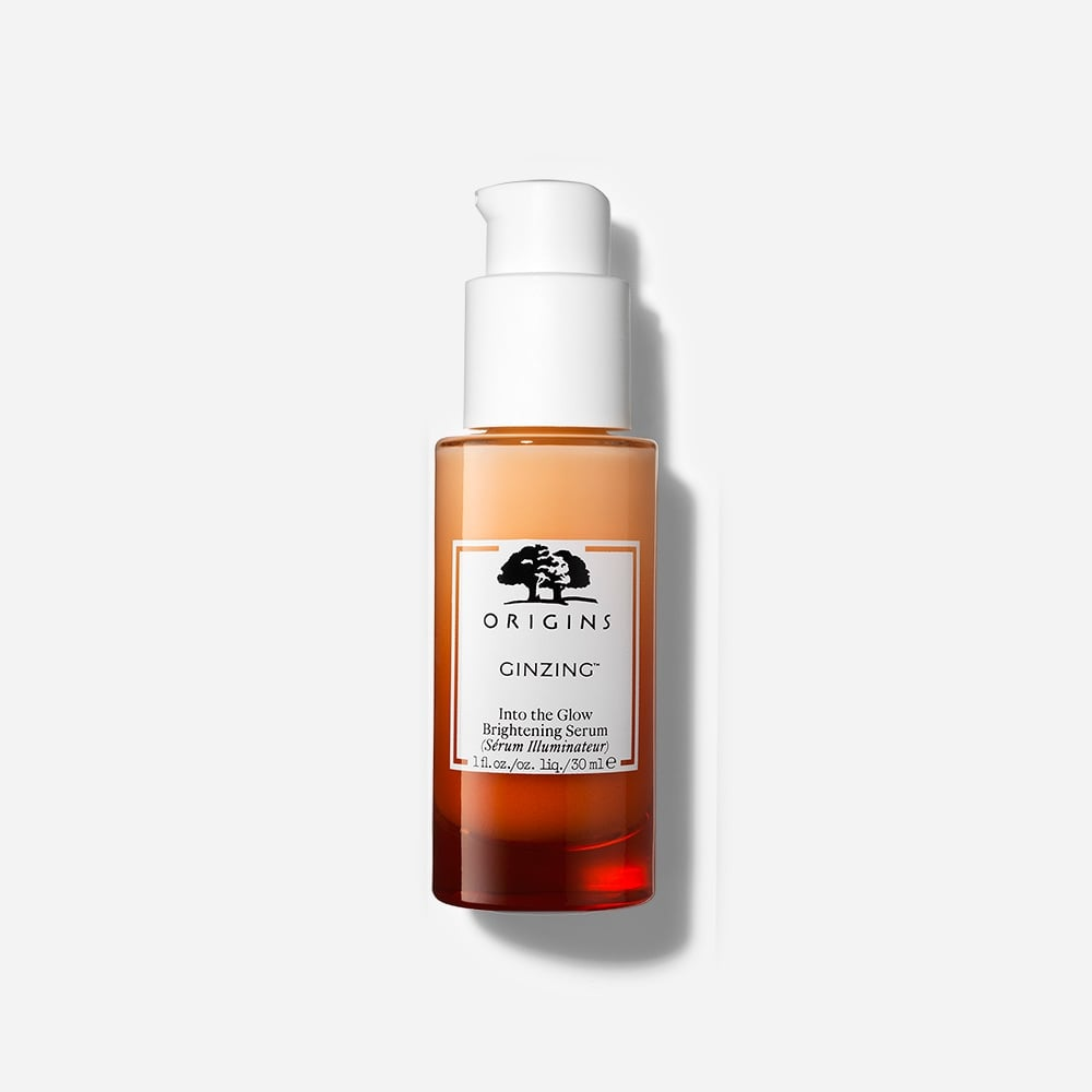 About the Origins GinZing Into the Glow Brightening Serum