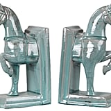 Privilege Horse Bookends (Set of 2) ($85)