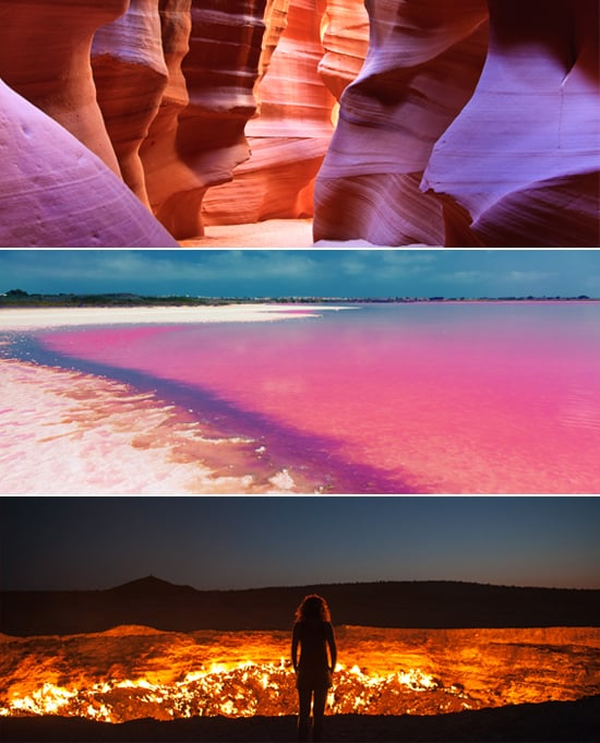83 Unreal Places You Thought Only Existed in Your Imagination