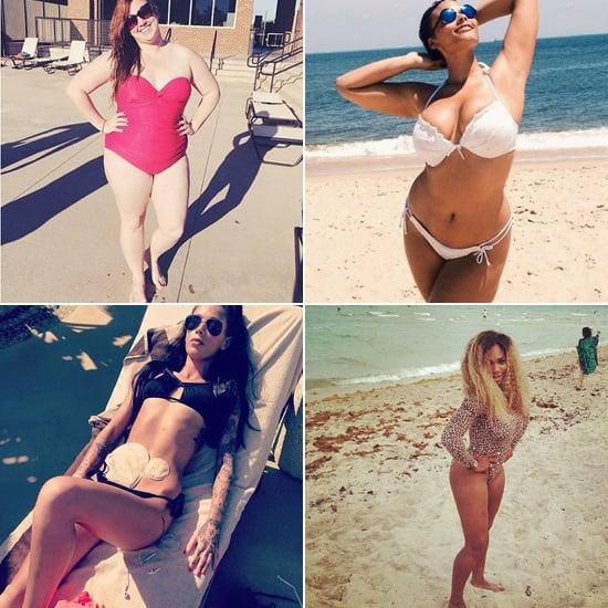 Bikini-Body Inspiration From Real Women