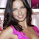 Adriana Lima and Alessandra Ambrosio at Fashion's Night Out