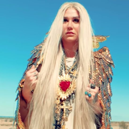 "Kesha ""Praying"" Music Video"