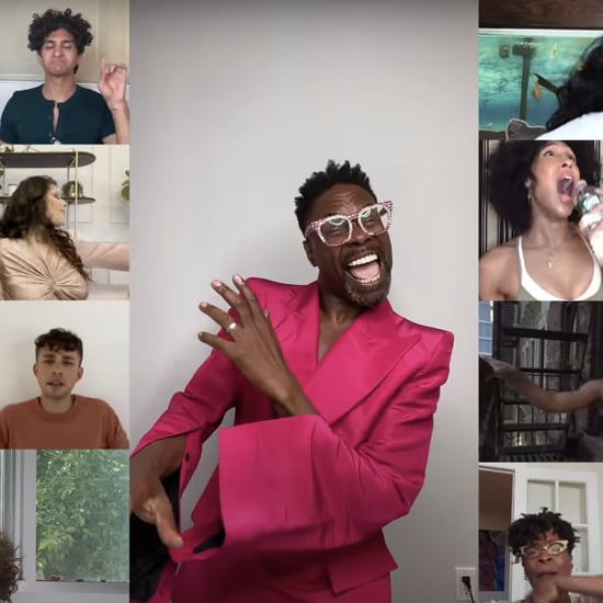 "Watch Billy Porter and the Cast of Pose Sing ""Love Yourself"""