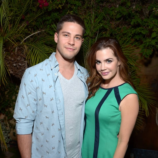 Dean Geyer and Jillian Murray Are Engaged