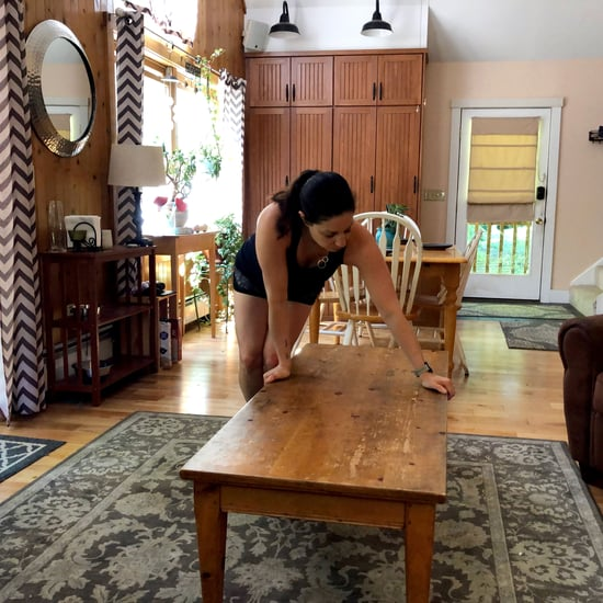 30-Minute Coffee Table Workout