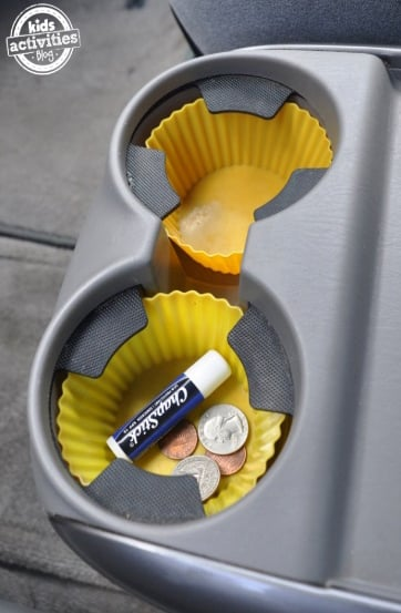 Cleaner Cupholders