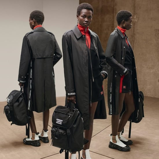 Burberry Launches ECONYL Sustainable Fashion Collection