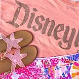 Ariel Sandals — Pink