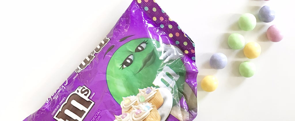 Do the New Vanilla Cupcake M&M's Taste as Good as They Sound? Let's Discuss