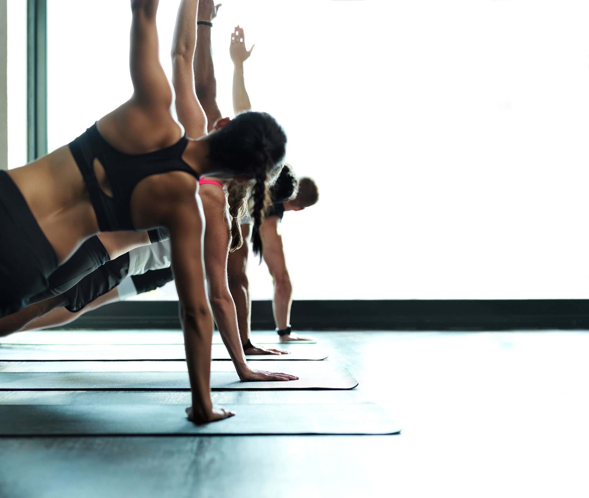 This is the Workout I Started Doing Monday Night That Sets Up My Kickass Healthy Week