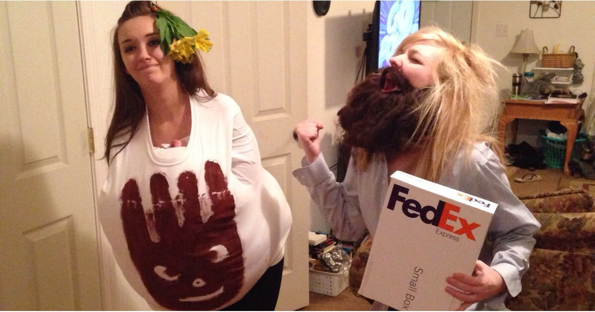 sc 1 st  Popsugar & DIY Halloween Costumes For Best Friends | POPSUGAR Smart Living